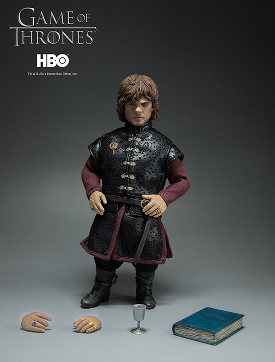 Game of Thrones: Tyrion Lannister Good Smiel Compagny ThreeZero