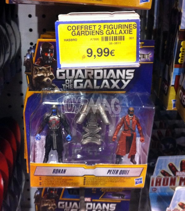 Gardiens de la galaxie Guardians Of The Galaxy jouets figurines