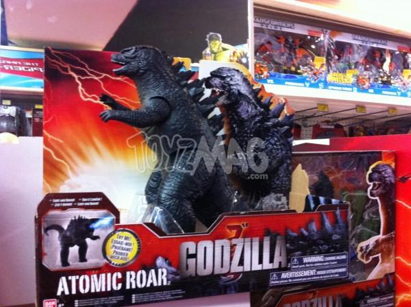 jouet Godzilla Bandai