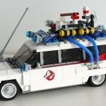 Ouiou ouiou ouiou ! LEGO Ideas 21108 – Ghostbusters Ecto-1