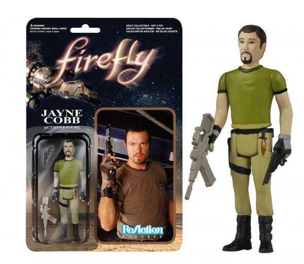 ReAction Firefly funko