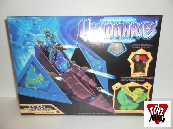 Instant Vintage Serre des Airs Visionaries (Hasbro 1987)