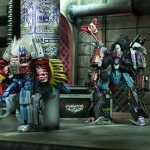 SDCC 2014 les exclues Transformers 30th Anniversary Tour Edition