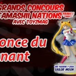 Le Gagnant du Concours Tamashii Nations France – Sailor Moon