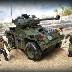 Call of Duty APC Invasion par Mega Bloks