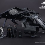Hot Toys : The BAT à l'échelle 1/12