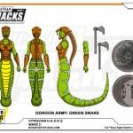 Vitruvian H.A.C.K.S : Pre-Curse Medusa déverrouillée !
