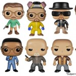 Des POP Breaking Bad chez Funko