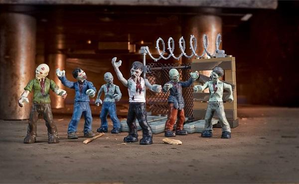 call of duty zombie mega bloks