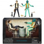 Cantina Showdown, le 2-pack Black Series révélé !