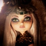 Cerise Wolf nouvelle poupée Ever After High exclu SDCC2014