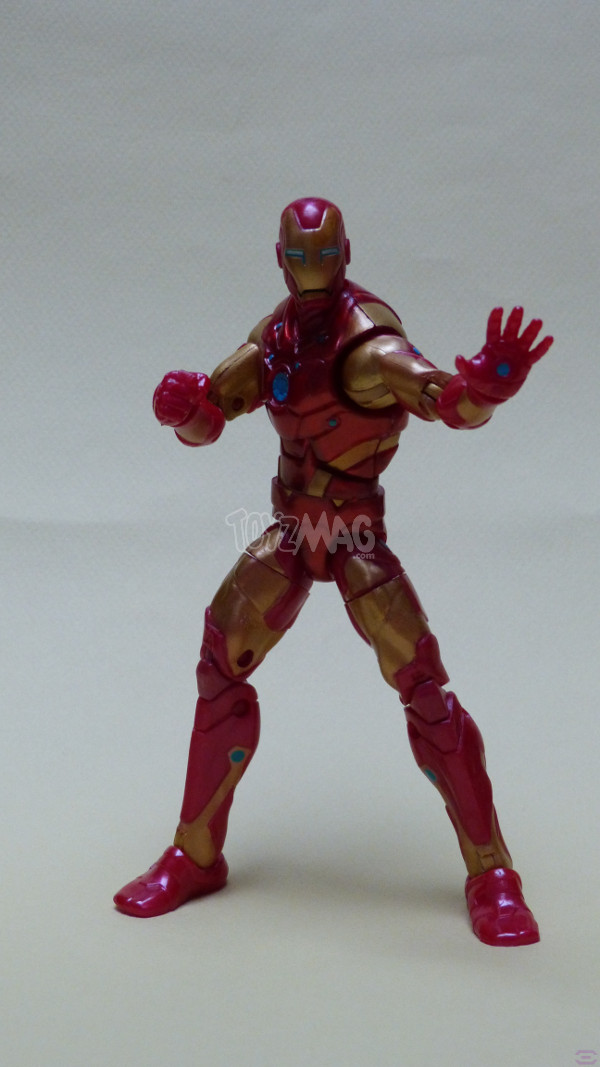 iron man bleeding edge marvel legends 1