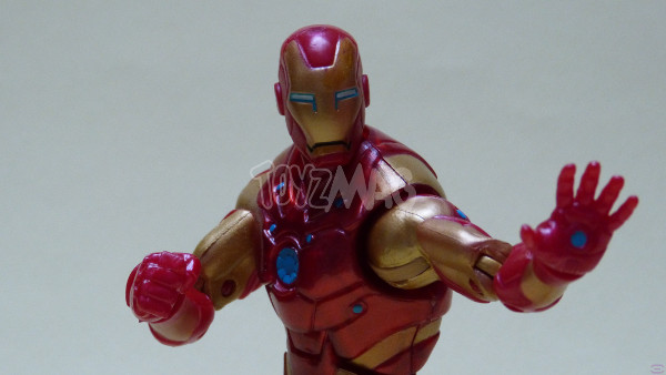 iron man bleeding edge marvel legends 2