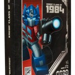 SDCC 2014 un set Kre-o Transformers exclusif