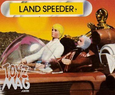 land speeder driver