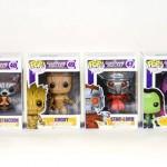 Guardians of the Galaxy par Funko
