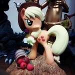 My Little Pony séduit DST