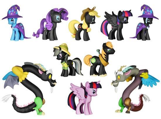 my little pony series 2 funko mini