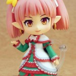 Une  Nendoroid Monster Hunter Frontier G