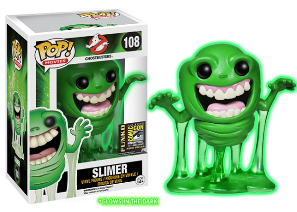 phosphorescent slimer sdcc