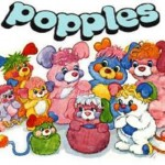 Popples reviennent en 2015