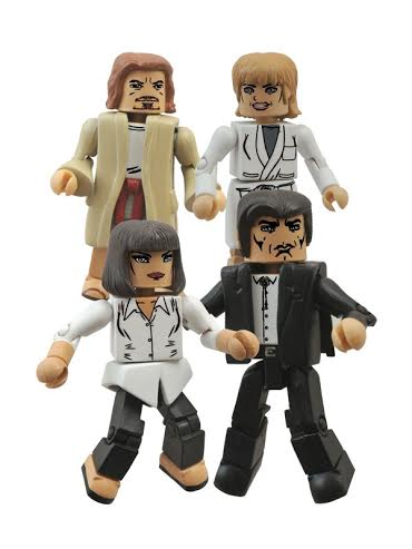 pulp fiction minimates