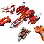 Transformers : Quantron en 3rd Party