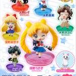 Nouvelles Mini Sailor Moon par Megahouse