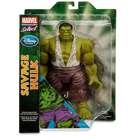 savage hulk marvel select 3