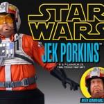 SDCC : Jek Porkins, nouvelle exclu Gentle Giant