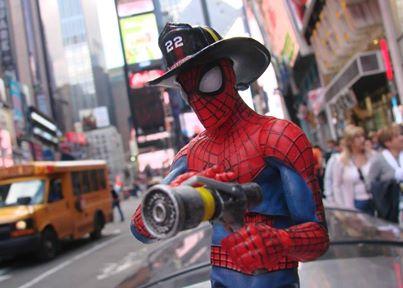 spidey fireman 1