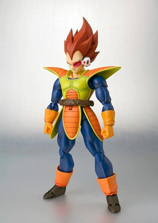 SDCC Exclusive: S.H. Figuarts Vegeta Original Animation Colors