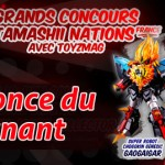 Le Gagnant du Concours Tamashii Nations France –  Super Robot Chogokin Genesic Gaogaigar