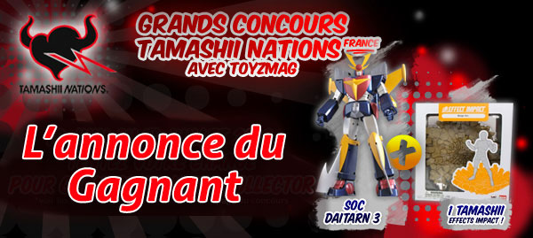 concours Tamashii Nations