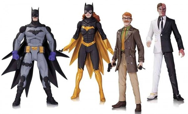 DC COMICS DESIGNER ACTION FIGURES SERIES 3: BY GREG CAPULLO