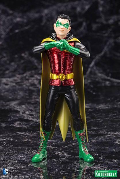 DC Comics Robin - Damian Wayne - ARTFX+ Statue