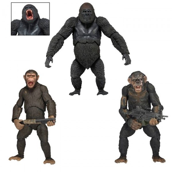 Dawn of the Planet of the Apes Serie 2 NECA
