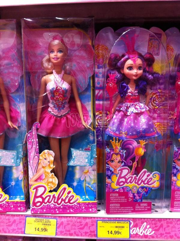 Dispo en france barbie transformers etc - Barbie et la porte secrete film complet ...