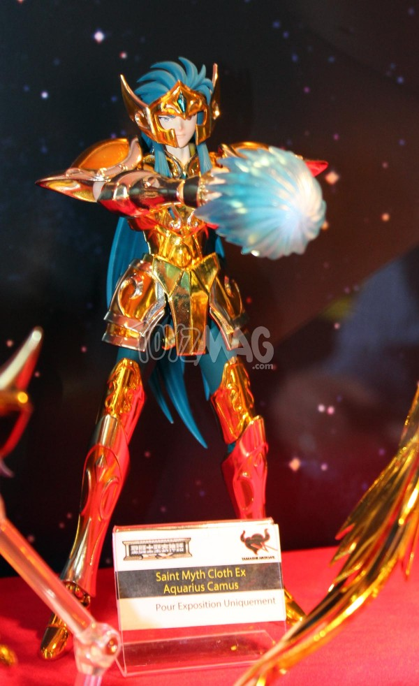 Camus Chevalier d'Or du Verseau Myth Cloth Ex