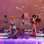 #JE2014 – Sailor Moon encore des exclues sur le stand Tamashii Nations