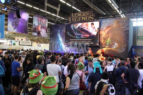 League of Legends - Japan Expo 2014