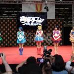 #JE2014 Sailor Moon, la comédie musicale, en live !