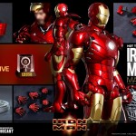 MMS Diecast - Iron Man: 1/6th scale Mark III