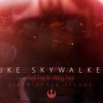 Star Wars Luke Skywalker Red Five par Sideshow