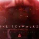 Star Wars Luke Skywalker Red Five par Sideshow