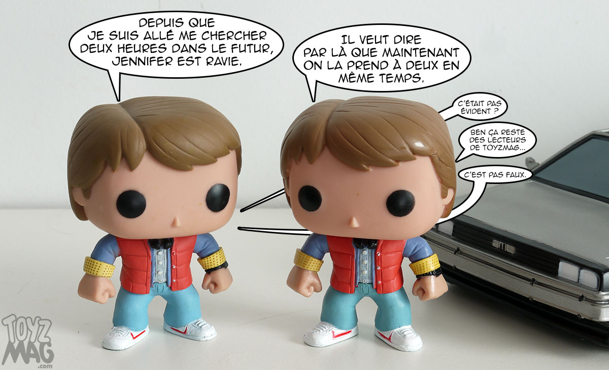 Toyzmag Com 187 Le Mercredi C Est Pop 201 Pisode 25 La
