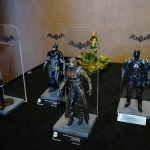 #SDCC DC Collectibles : Statues, Batman TAS, Arkham, Flash ...