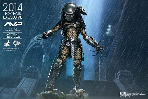 You the hot toys predator 1 have
