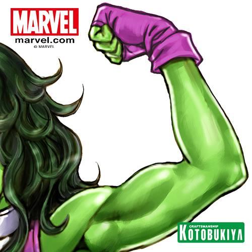 bishoujo miss hulk she-hulk