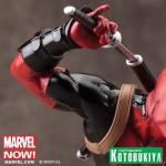 Deadpool par Kotobukiya